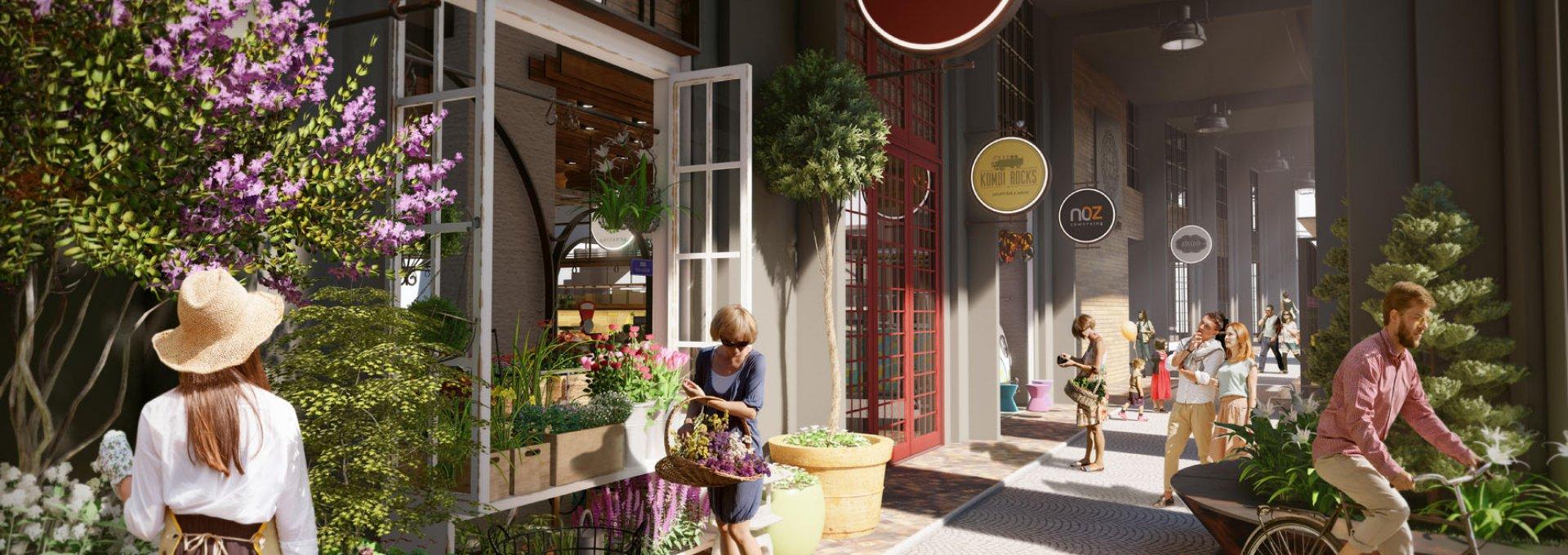 Lifestyle gastronômico, cultural e de negócios